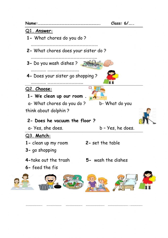 U4L1 Worksheet