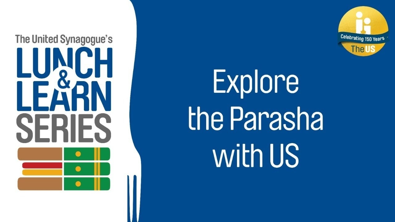 Us Lunch & Learn: Explore The Parasha With Us - Devarim with regard to Parasha In 2020 In Order