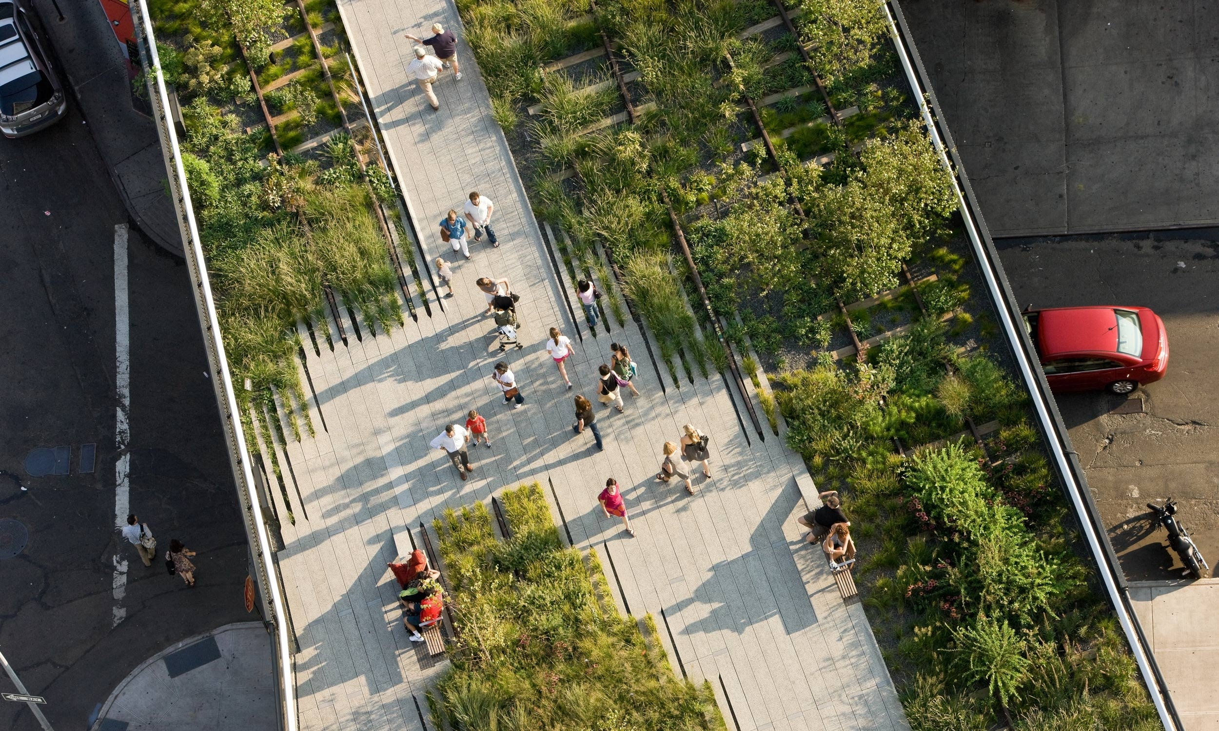Visitor Info | The High Line