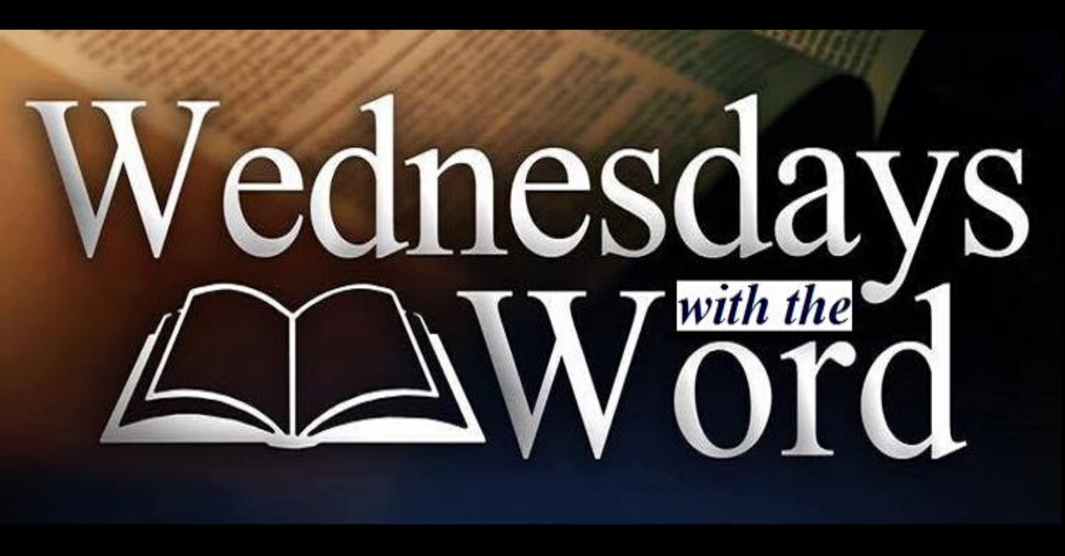 Wednesdays With The Word | St. Paul'S Anglican Church throughout Word Church Events Calender For 2020
