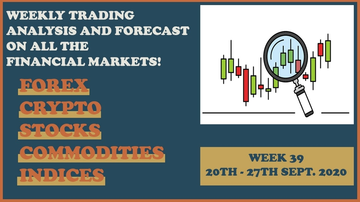 Week 39 (20Th — 27Th Sept., 2020) — Trading Analysis And with regard to What Financial Week Is It