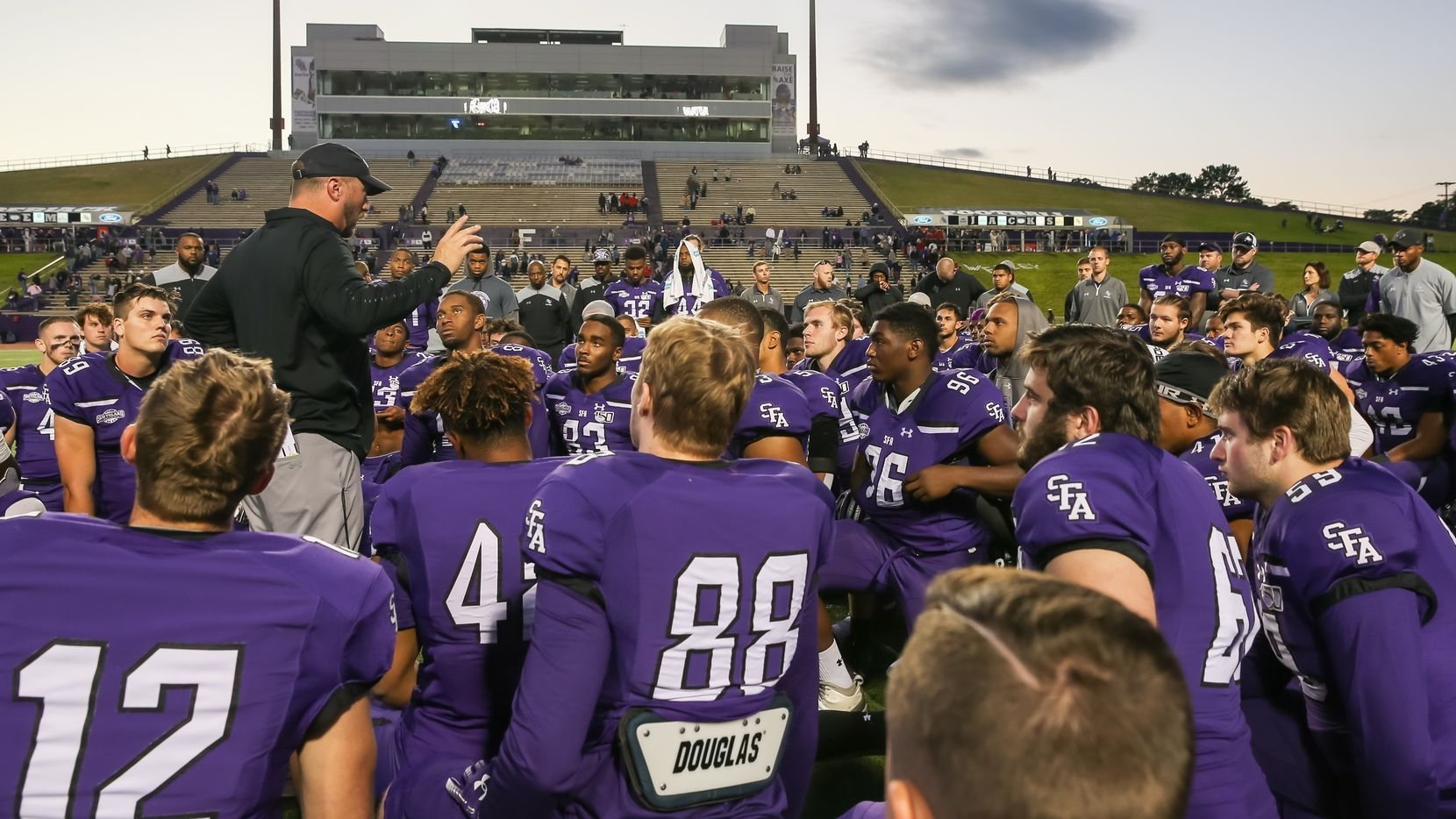 Why Stephen F. Austin Will Still Be Playing Football After for Stephen F Austin Spring 2020