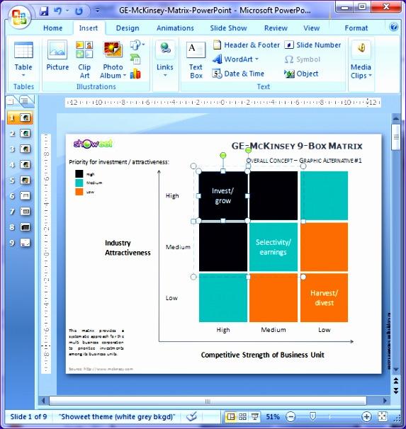12 Excel Matrix Template - Excel Templates - Excel Templates