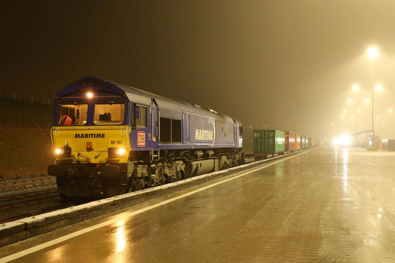 150,000 Tonnes Of Freight Transported On East Midlands