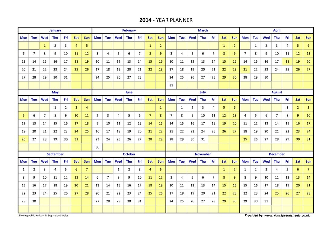 20+ 2021 Fiscal Calendar - Free Download Printable