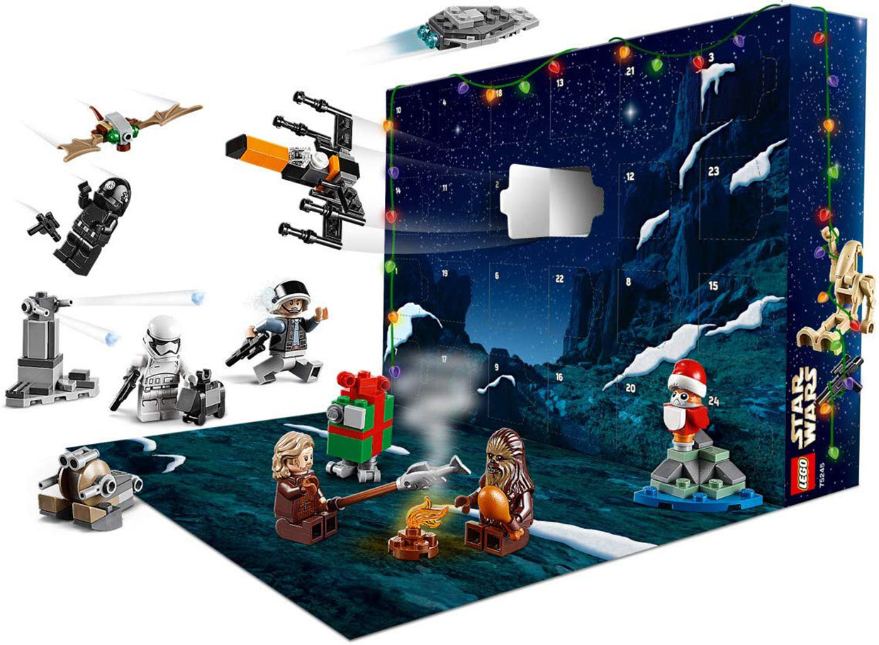2019 Lego Star Wars Advent Calendar Available For Order