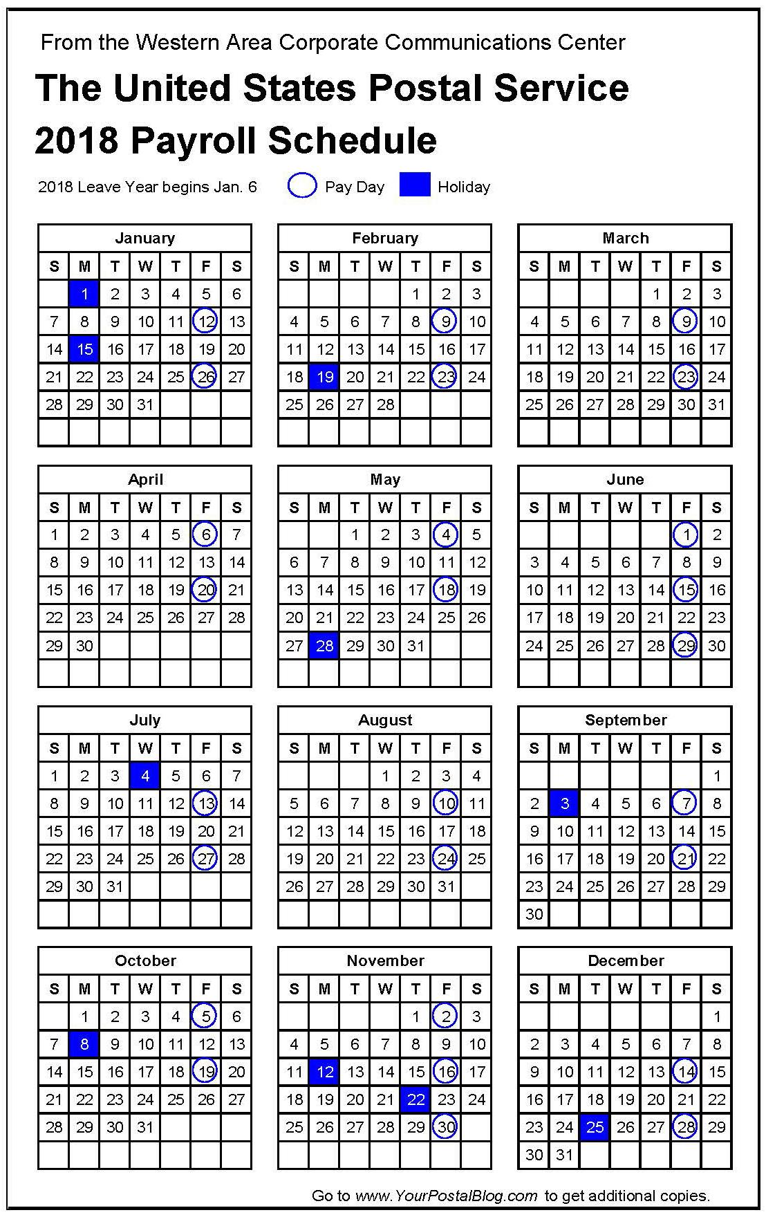 2020 Paychex Payroll Calendar | Payroll Calendar 2020