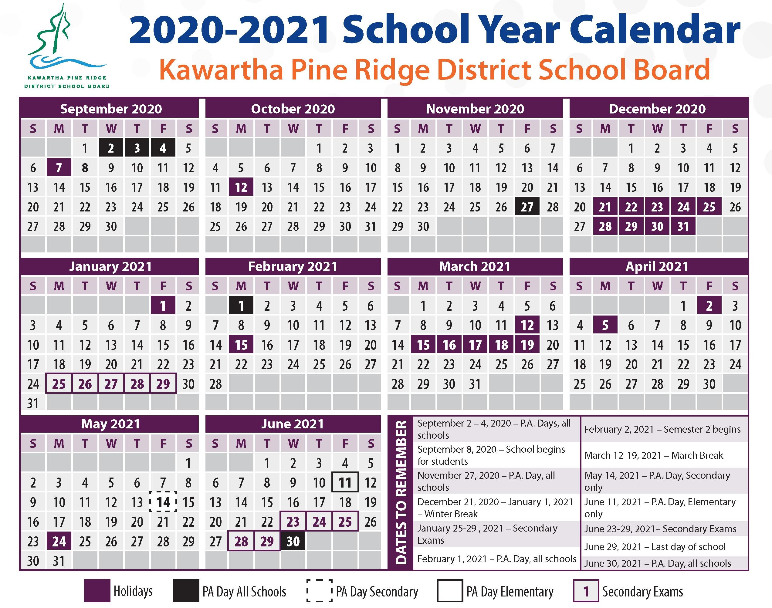 2021 Calendar For Staff Vacation | Calendar Template Printable