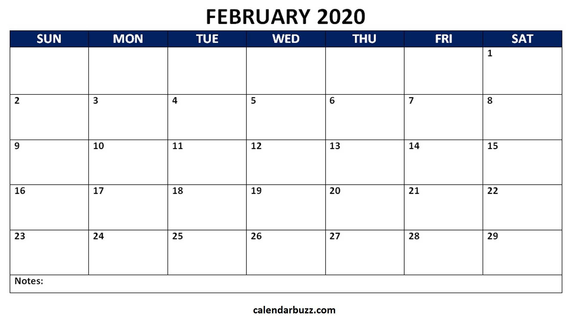 2021 Monthly Calendar Printable Word / Blank Calendar 2021