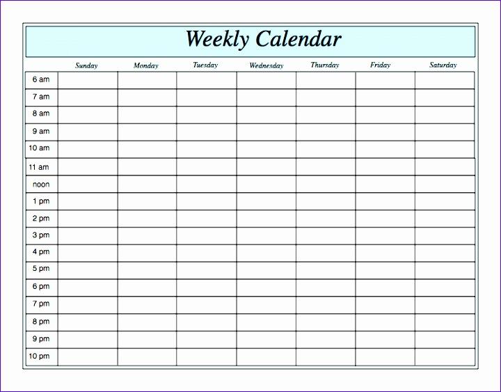 7 Excel Recipe Template - Excel Templates - Excel Templates