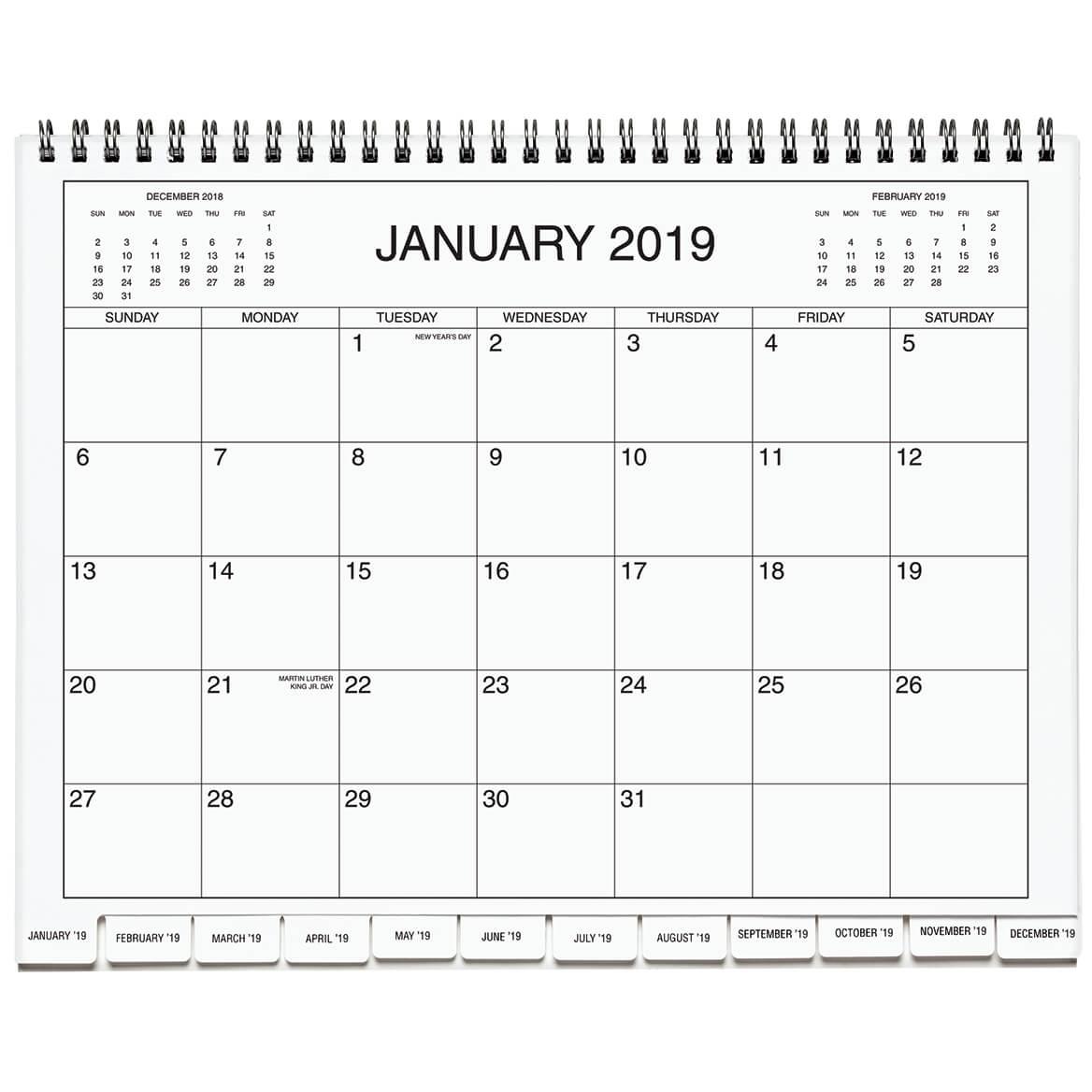8.5 X 11 Year Calendar | Ten Free Printable Calendar 2020-2021