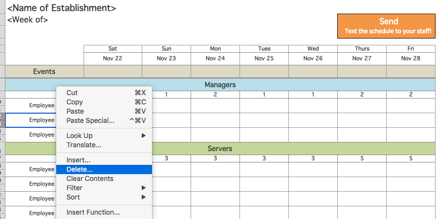 9 Steps On How To Schedule Employees Effectively | 7Shifts