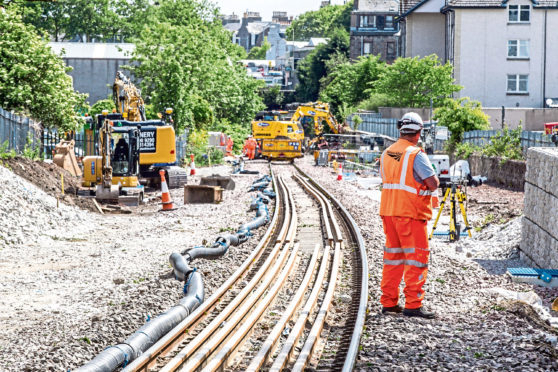 Aberdeen To Inverness Railway Line To Fully Reopen Next