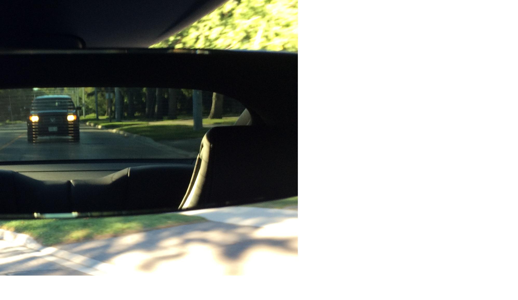 Back Window Tint Headlight Glare - Audiworld Forums
