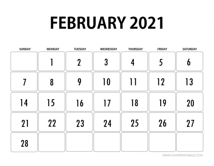 Calendar 2021 Printable For Free Instant Download In 2020