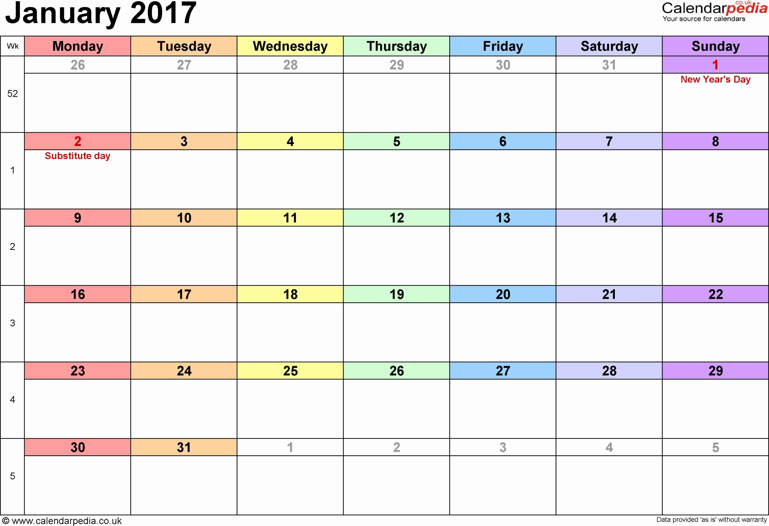 Calendar Of Weekly Torah Portion | Ten Free Printable