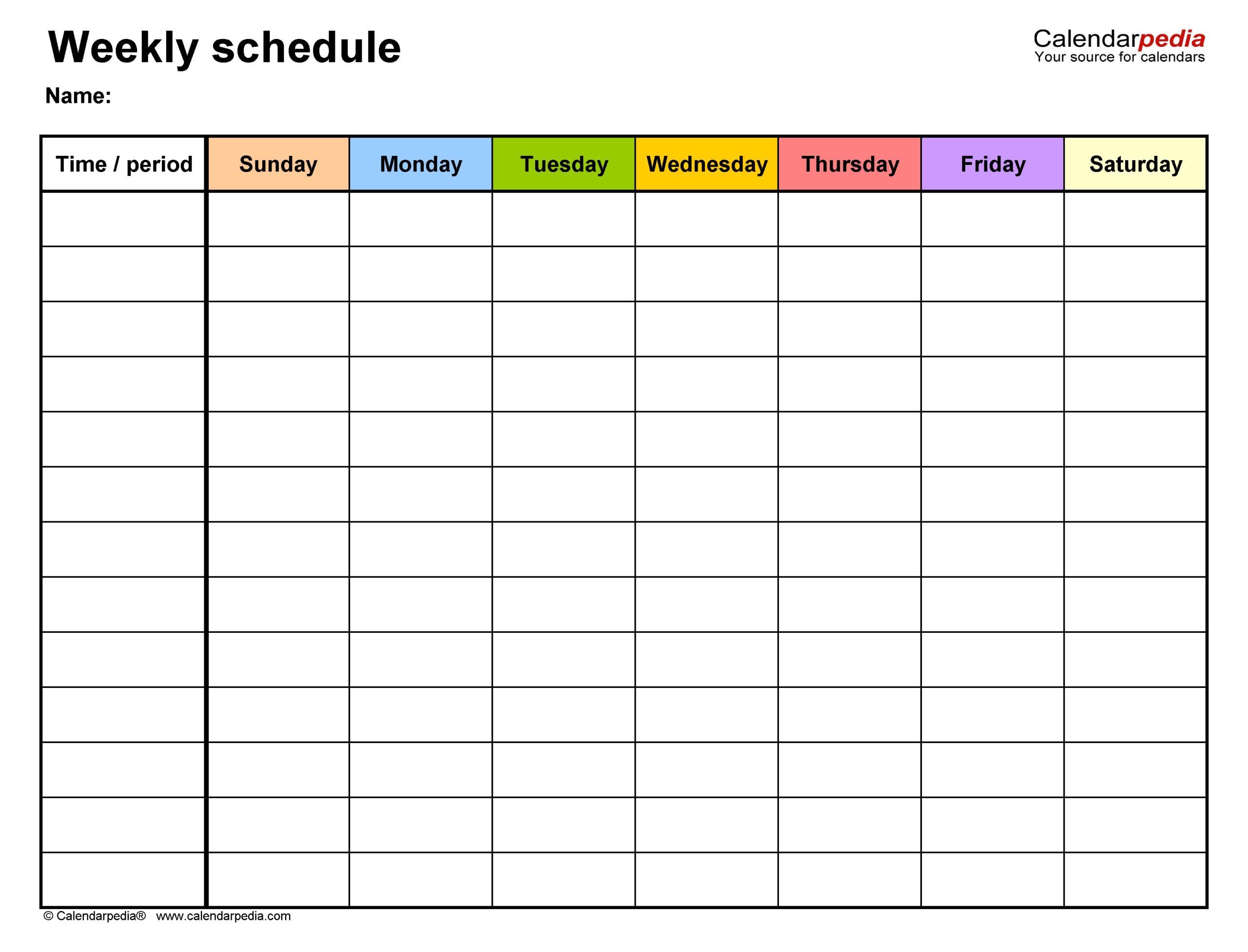 Calendar Week Format Excel | Ten Free Printable Calendar 2020-2021