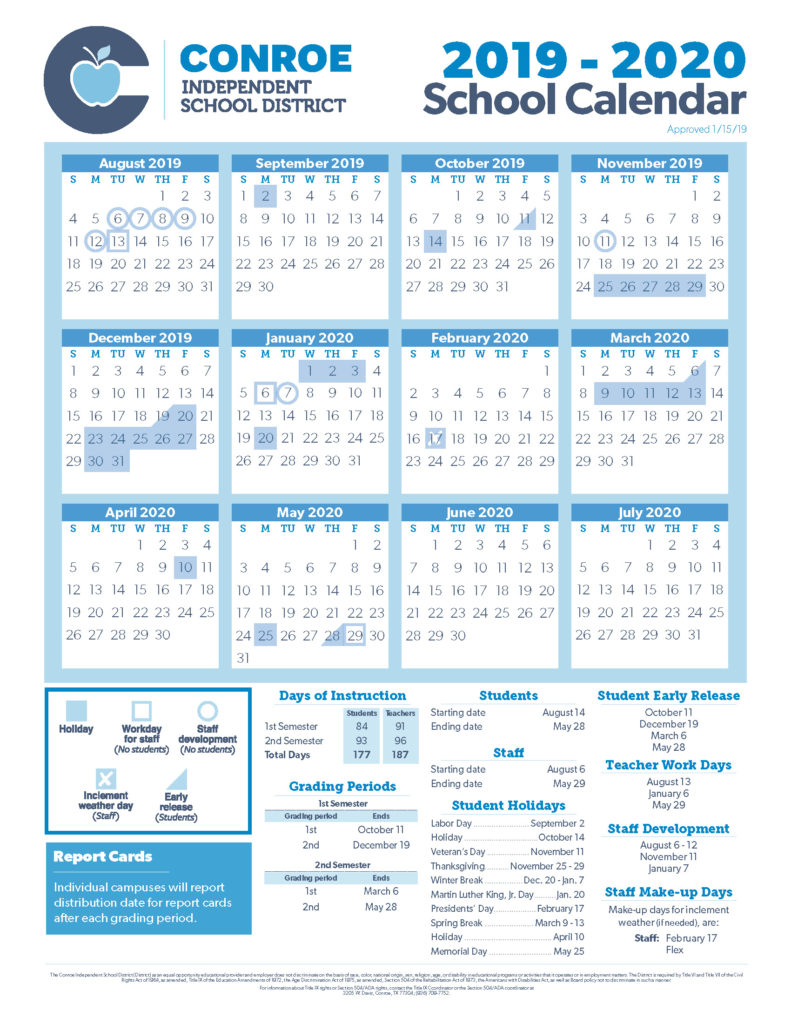 Calendar With All The Special Days In 2020   Calendar