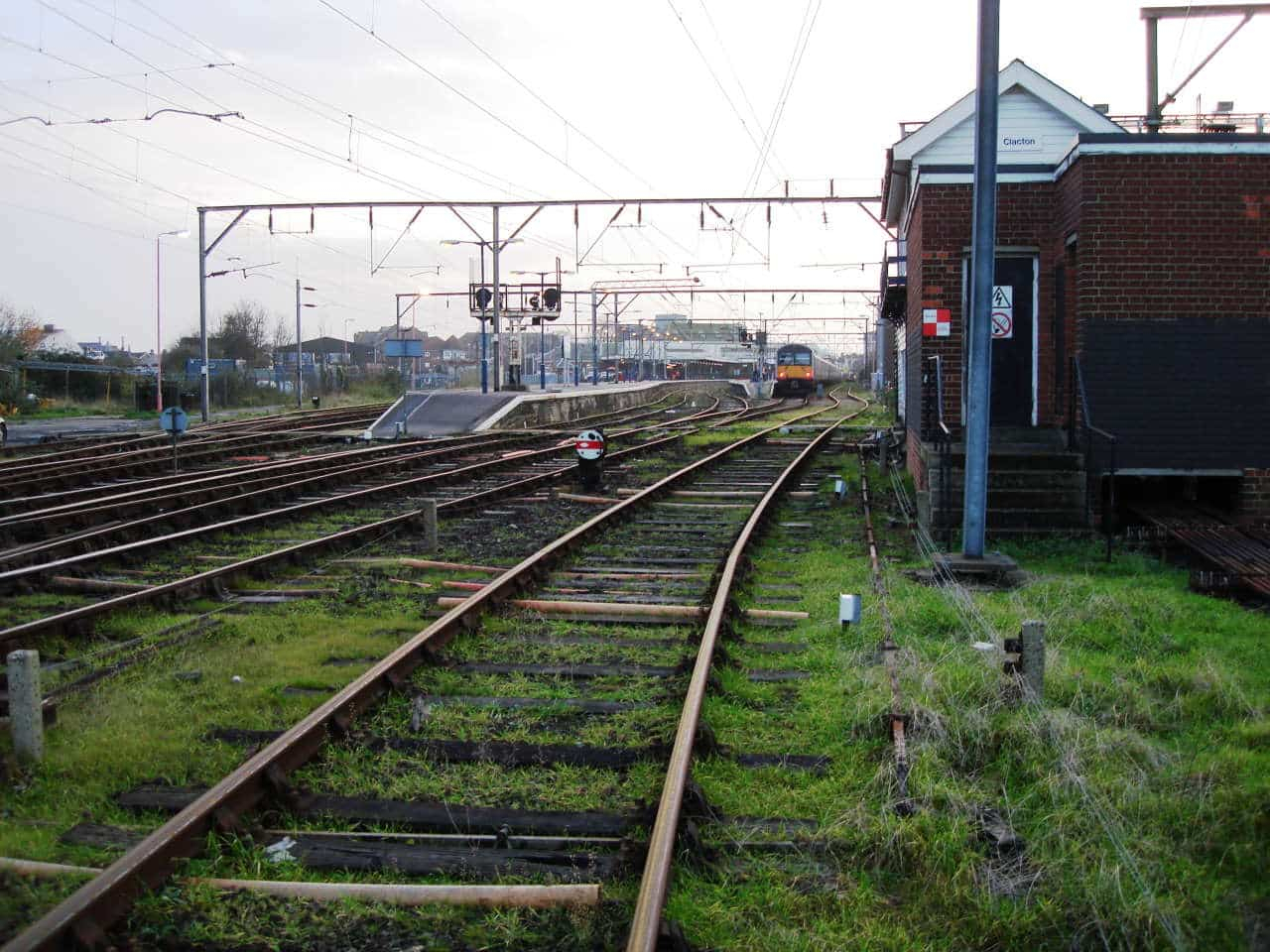 Clacton-On-Sea Area To See 23-Days Of Railway Engineering