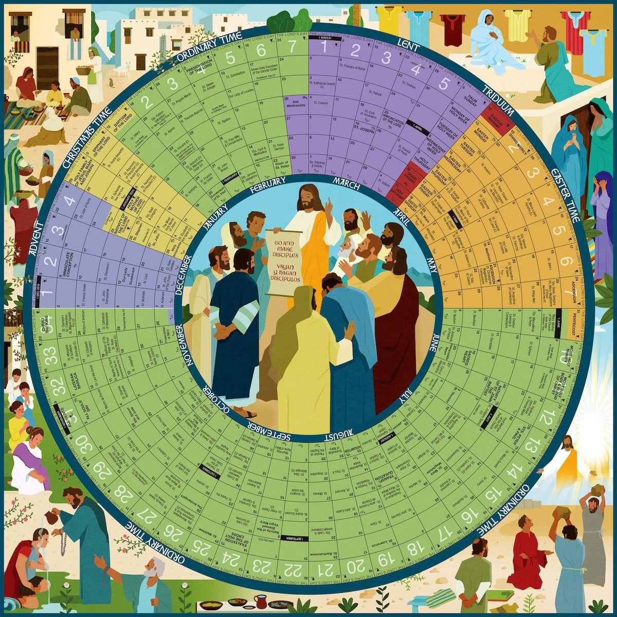 Colors Of Faith 2021 Liturgical Colors Roman Catholic