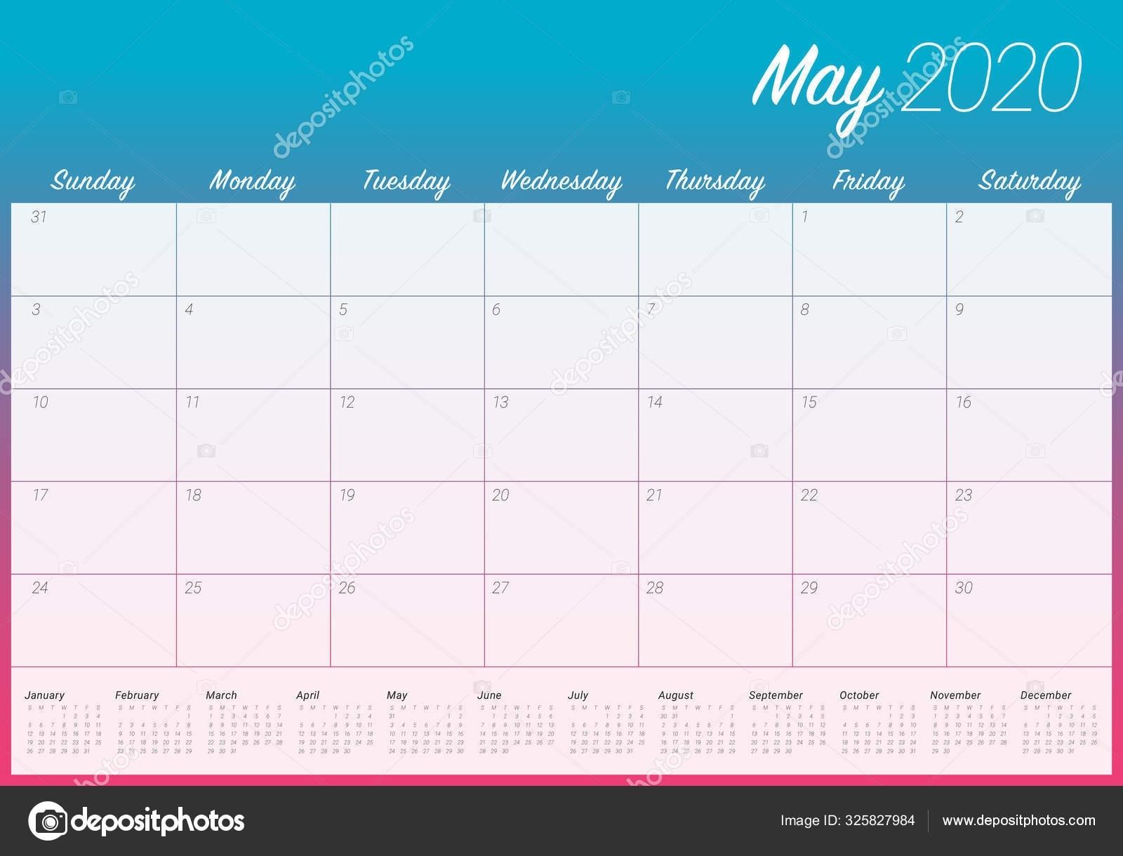 Depo 12 Week Calendar | Printable Calendar Template 2021