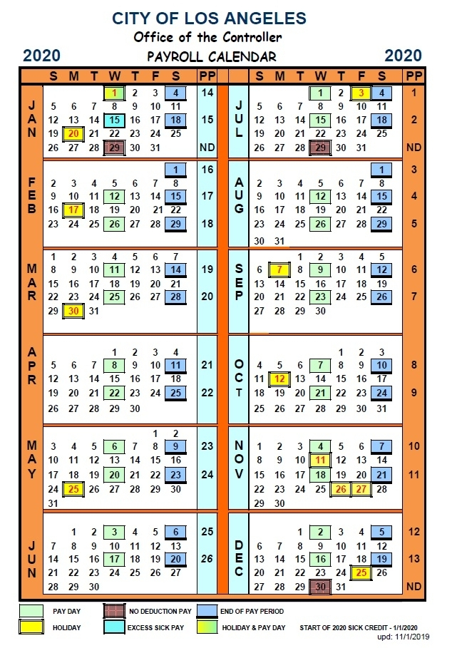 Federal Pay Period Calendar 2021 Printable | Printable