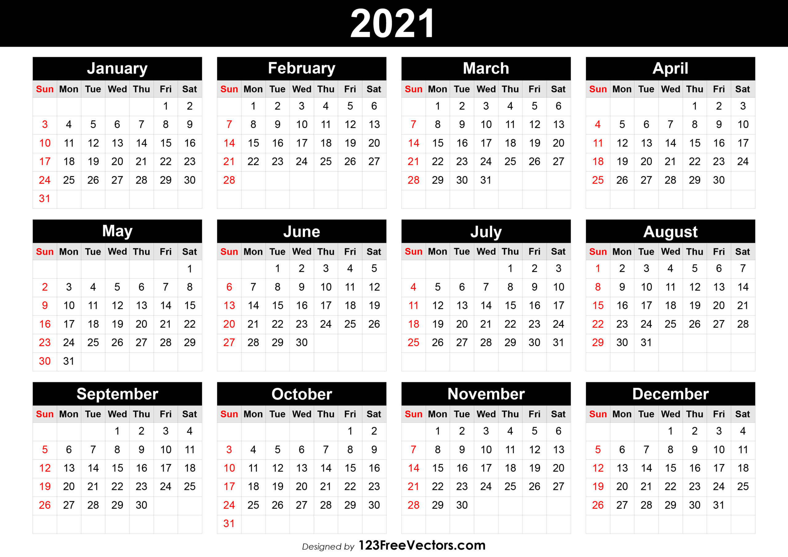 Free Editable Weekly 2021 Calendar : Free Excel Calendar