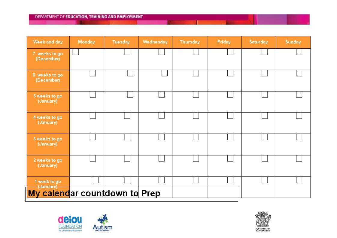 Free Printable Calendar 6 Week | Ten Free Printable