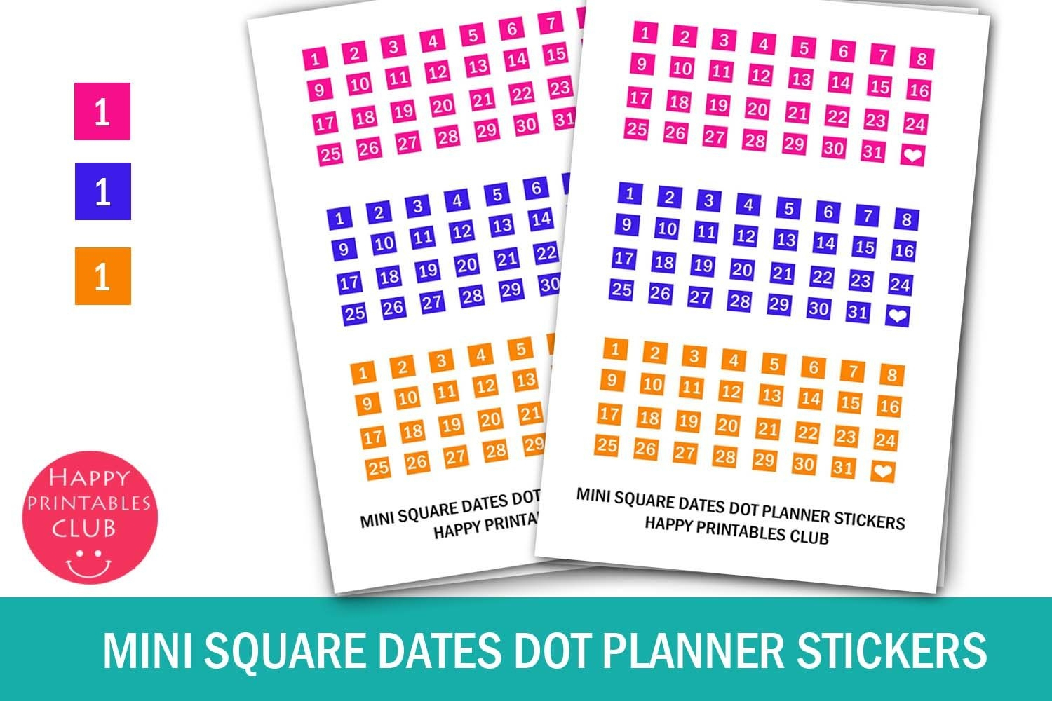 Free Printable Calendar Numbers 1-31 May - Get Your
