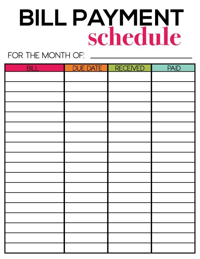 Free Printables For Newsletter Subscribers (With Images