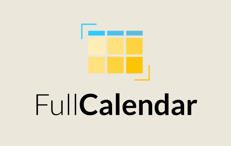 Fullcalendar Events And Scheduling | Drifting Ruby