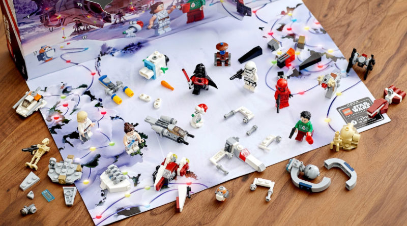 Lego 75279 Star Wars Advent Calendar Jumps In Price On