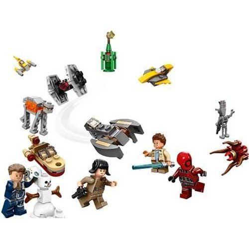 Lego Star Wars Advent Calendar 2018   Toys   Buy Online In