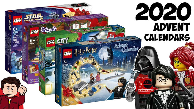 Lego Star Wars Advent Calendar 2020 - Free Delivery (75279