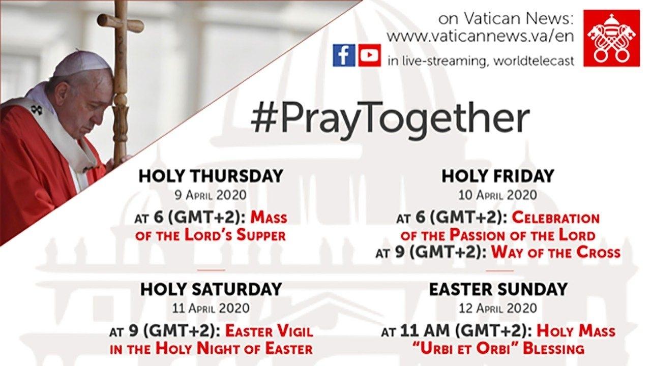 Liturgical Calendar Lent And Holy Week 2020 - Calendar