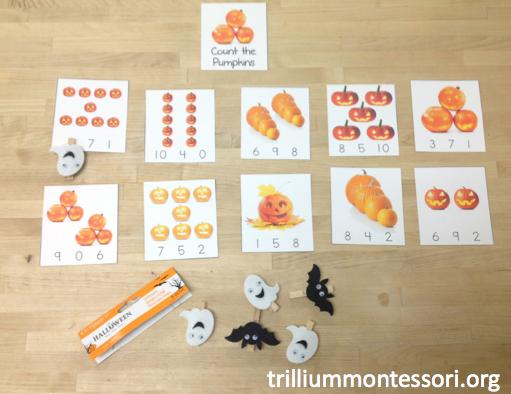 October Printables - Trillium Montessori