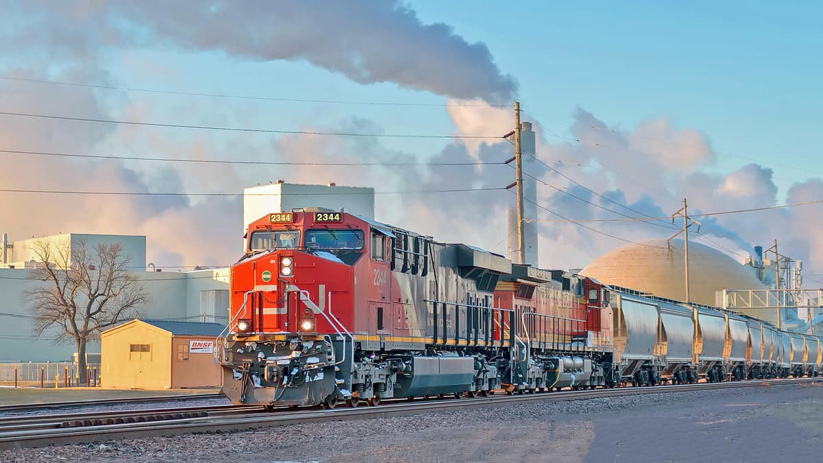 Protesters Block Canada'S Rail Network For More Than A
