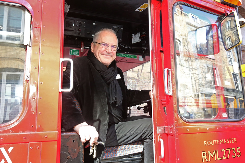 Sir Peter Hendy Supports Auction Of Experiences For