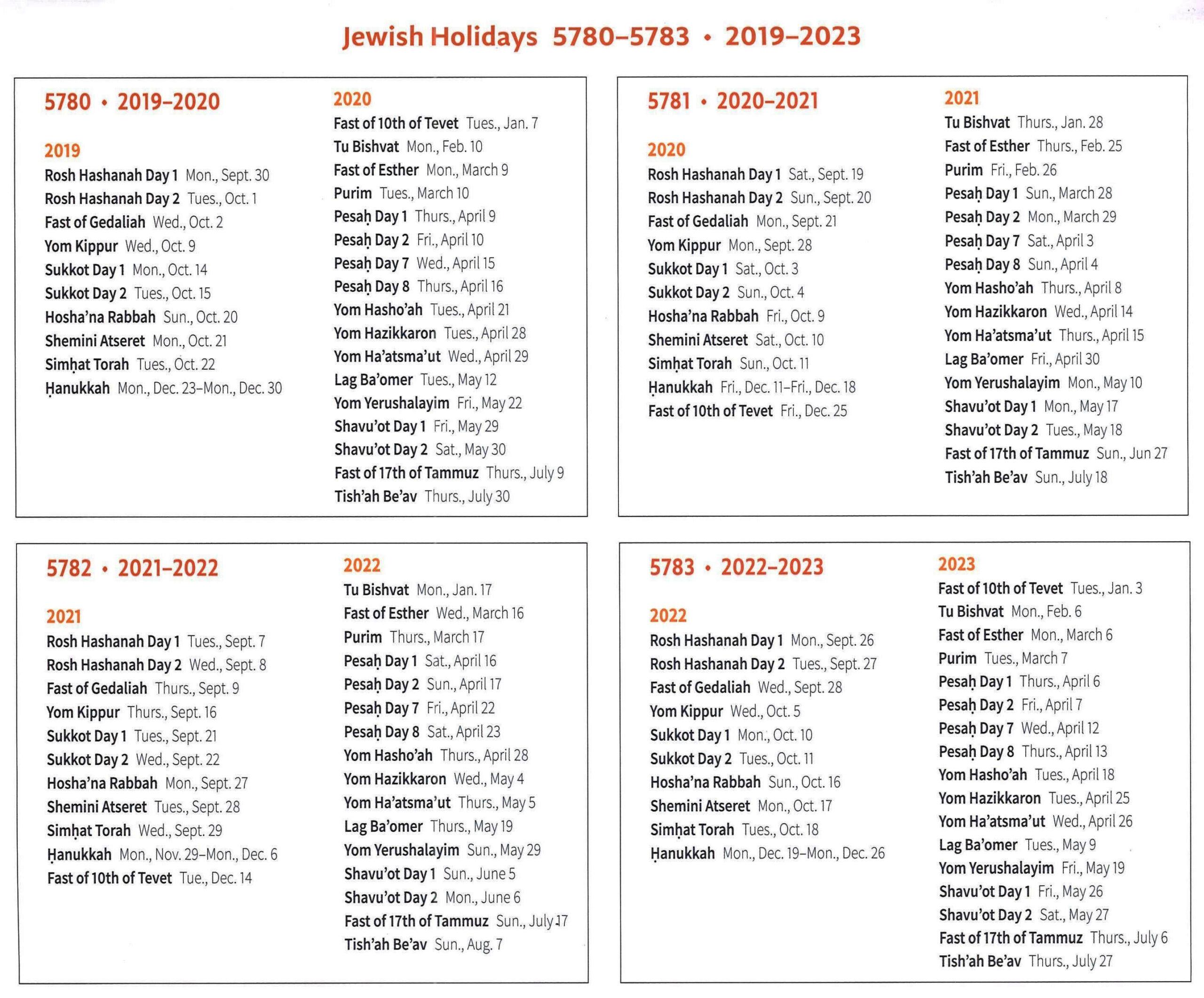 Torah Portion Calendar 2021 2022 | 2021 Calendar