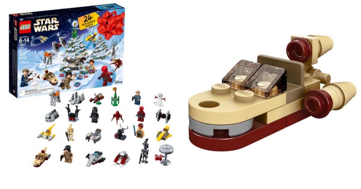 Walmart: Lego Star Wars 2018 Advent Calendar Only $34.99