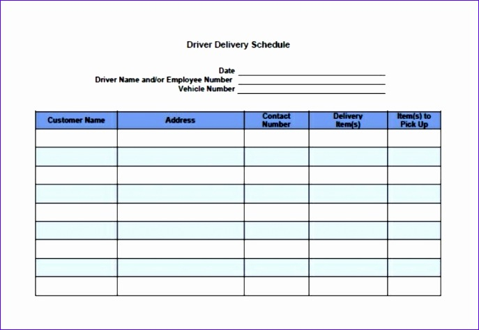 14 Production Schedule Excel Template - Excel Templates