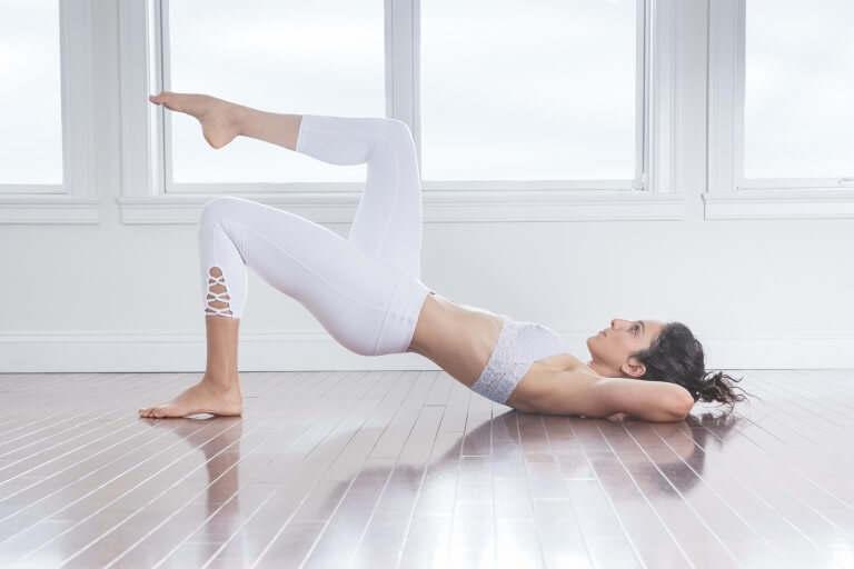 30-Day Pilates Body Challenge: Day #25 ('Inner Thigh Burn