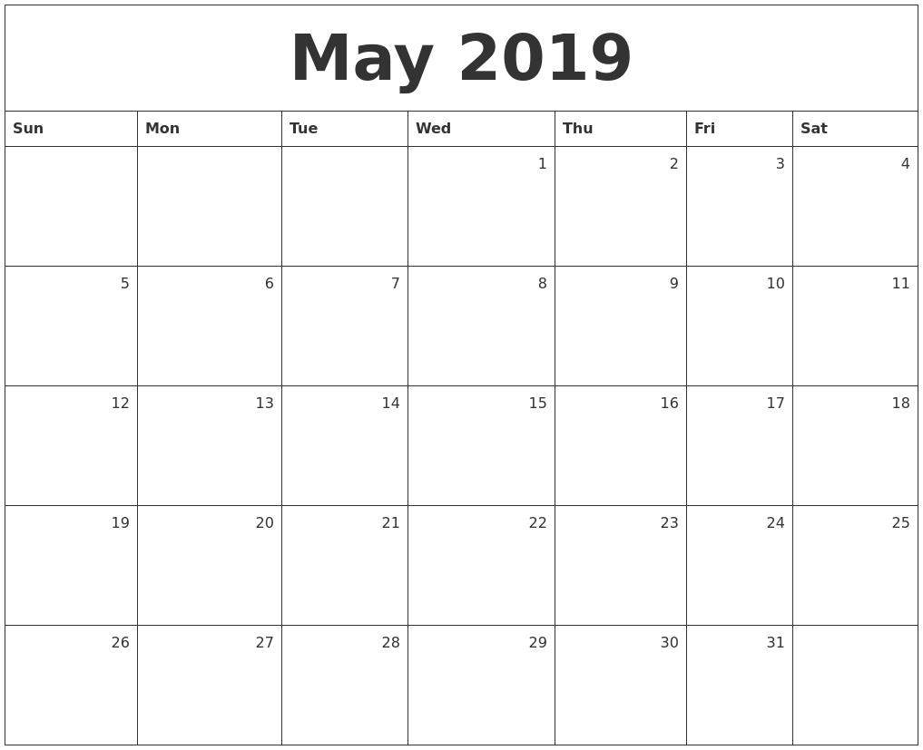 Calendar Monday To Sunday Monthly | Calendar Template