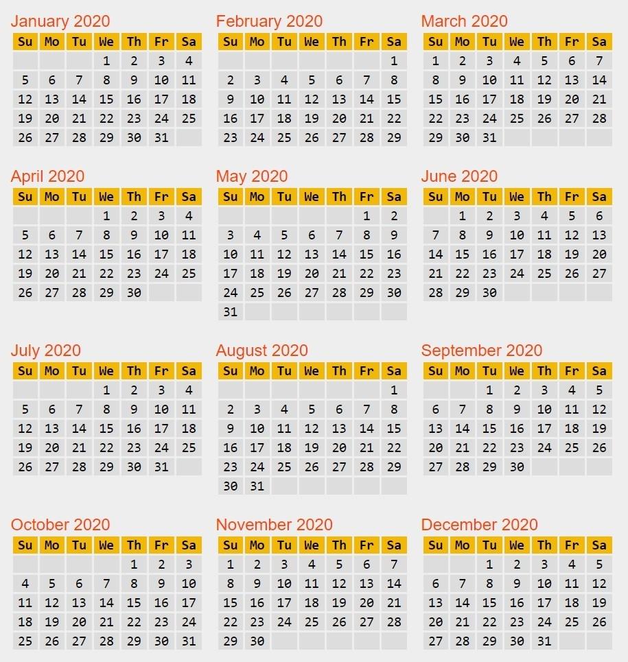 Depo Calendar 2021-2021 Printables Free | Calendar