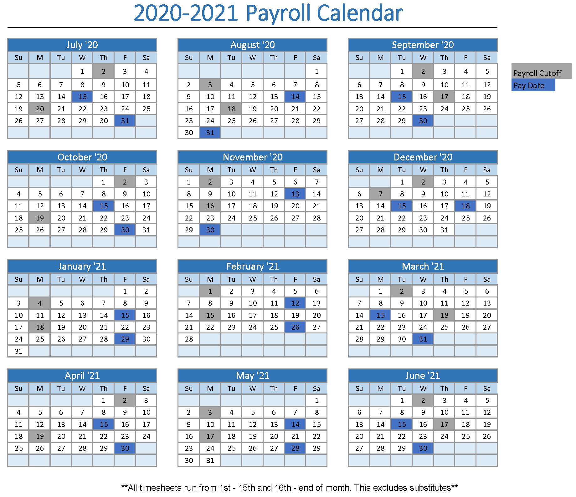 Exprs Payroll Calendar 2021   2021 Calendar