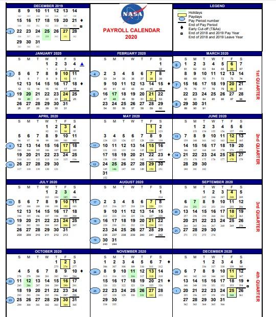 Federal Pay Period Calendar 2021 - Opm Pay Period Calendar