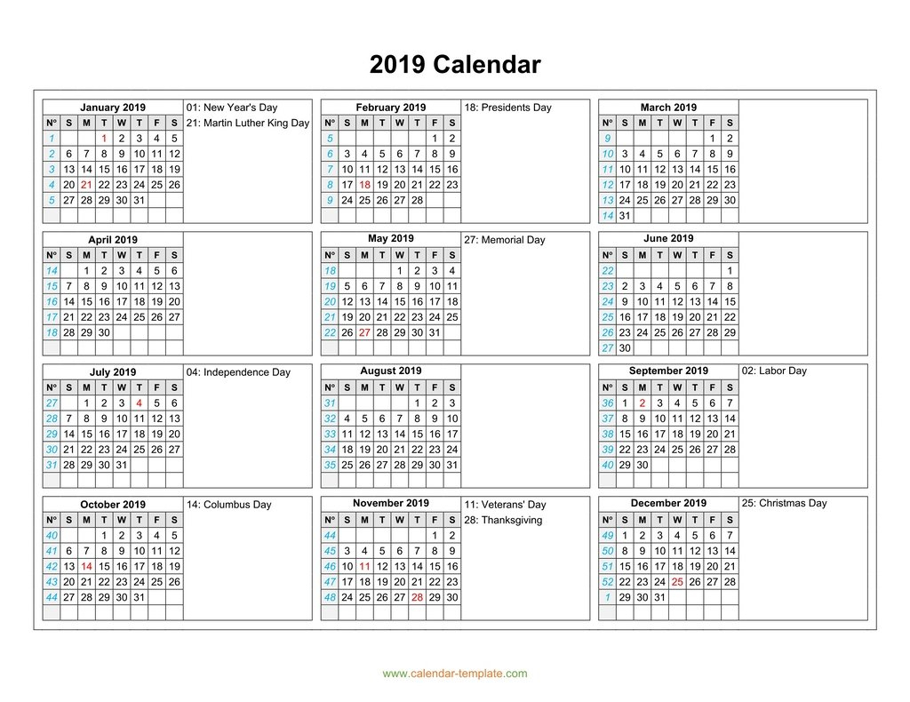 Free 6 Months Printable Calendars No Download | Example