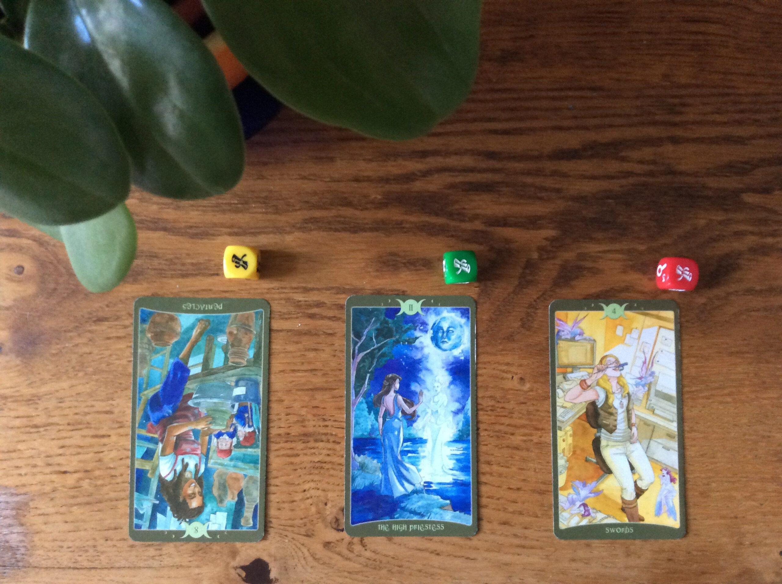 Free Tarot Reading Week 34, 2017 | Free Tarot Reading