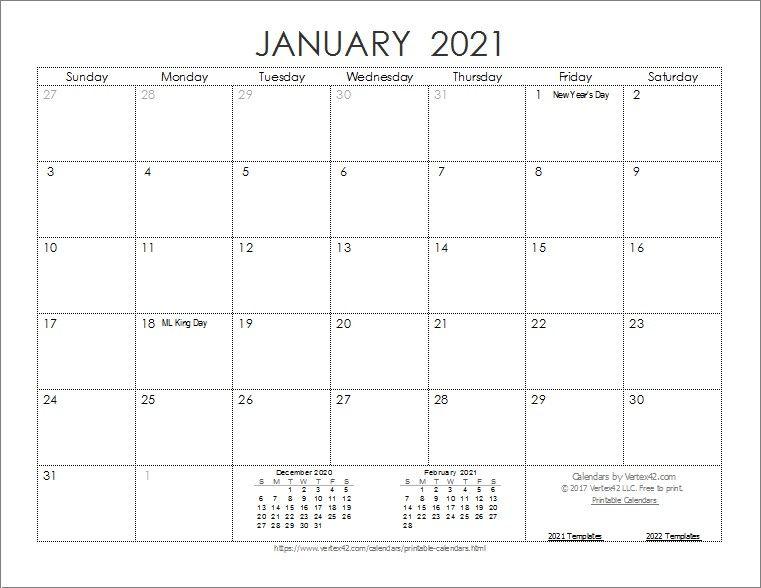 Pinjames Power On Printable Calendar Design   Print
