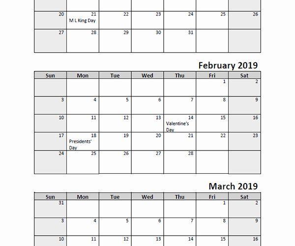Printable Calendar 3 Month 2020   Calendar, Printable Calendar, Calendar Printables